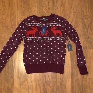 1410d62e477 Women s Christmas Sweaters Forever 21 on Poshmark